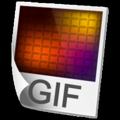 Как сделать gif лого - Юность