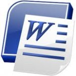 Freeze a Table in MS Word