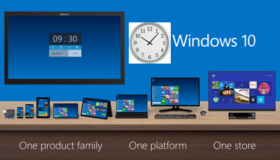 windows 10_world clock_feature