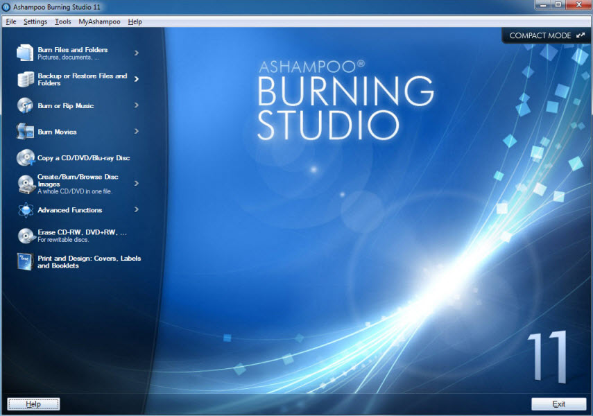 Burning Studio 11