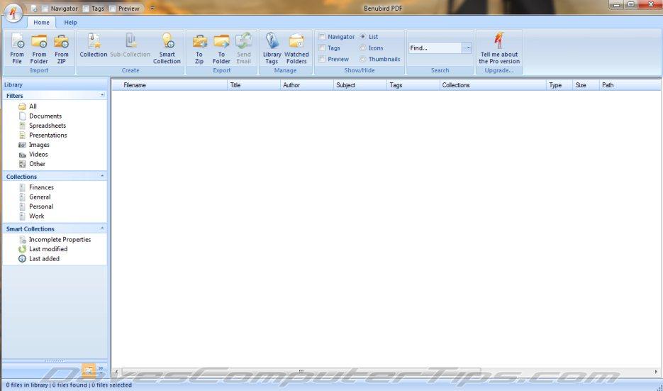 Benubird PDF 1