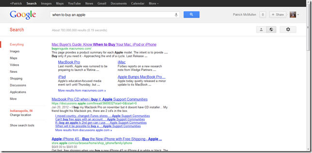 when to buy an apple - Google Search