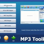 MP3 Toolkit: Powerful audio conversion/editing suite