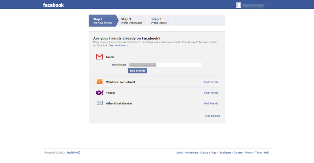 Gone Social: How to setup a safe and secure Facebook account