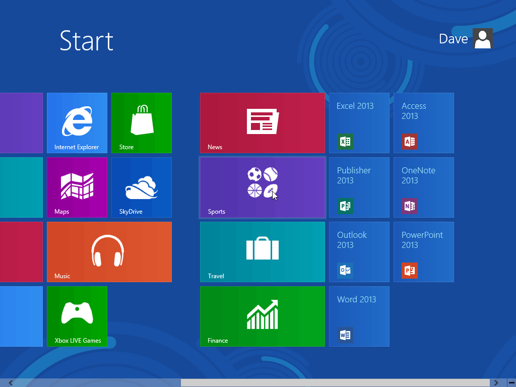 ms office windows 8