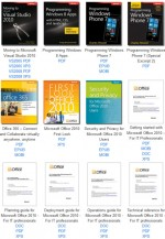FREE technical eBooks from Microsoft – more than 80 available!