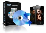 Giveaway: MacX iPhone DVD Ripper (Mac) + MacX Video Converter Pro (Windows)