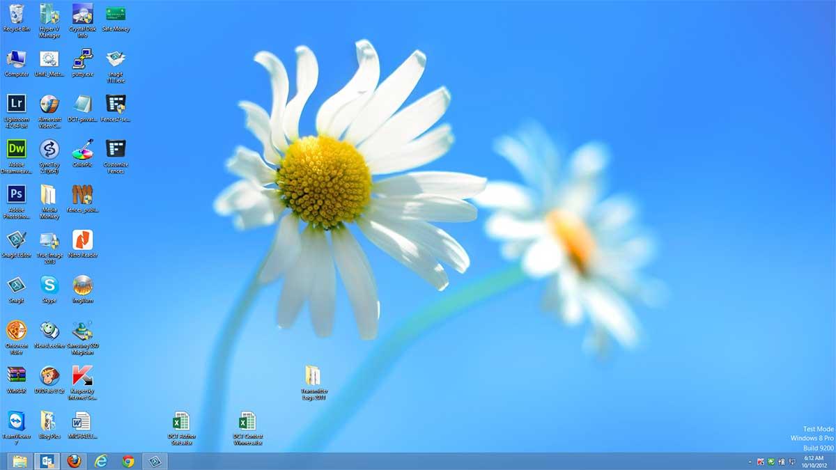 Windows 8 In Desktop Starten
