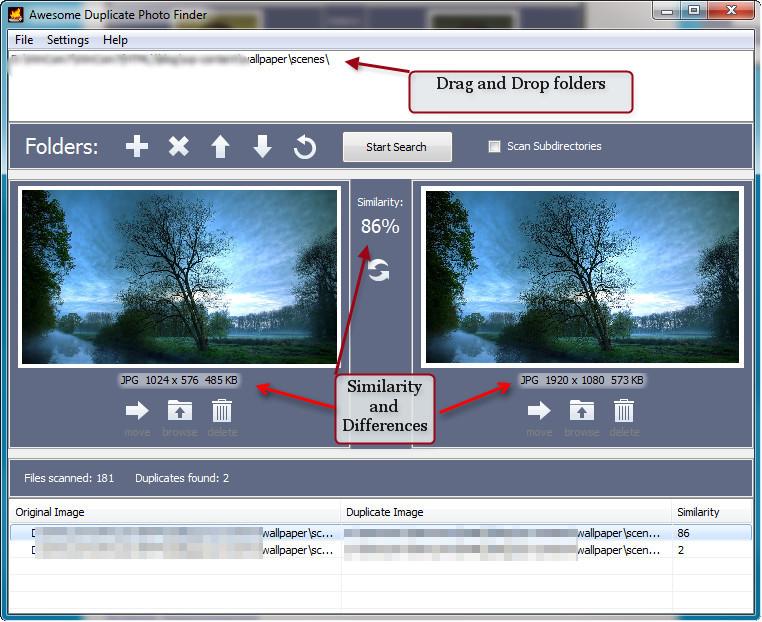 duplicate-images-main-window