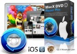 Digiarty Giveaway: MacX DVD Ripper Pro for Mac