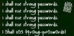 The Worst Passwords for 2012