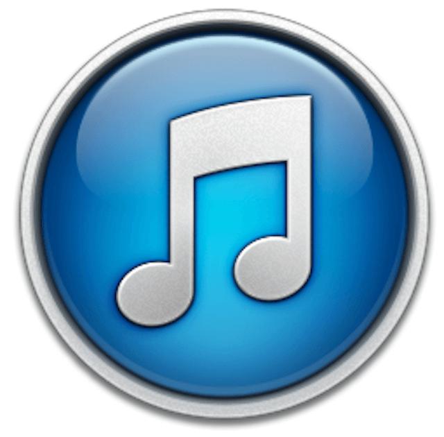 iTunes icon copy