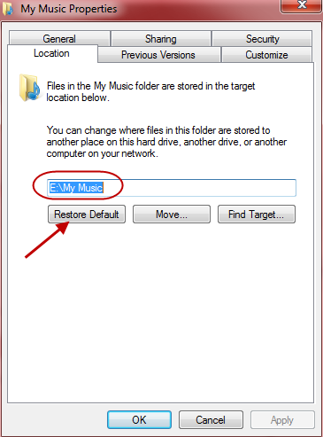 how to get d drive back on computer windows 7