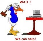 My top customer tech help calls for 2012