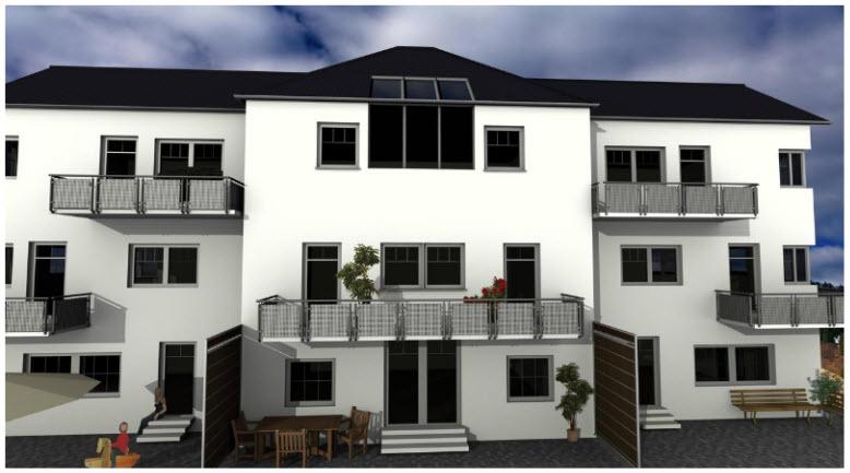 Ashampoo CAD apartments