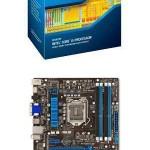 Intel Core i5-3570 and ASUS P8H77-V LE Bundle