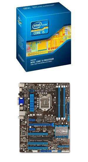 i5-3570 ASUS P8H77