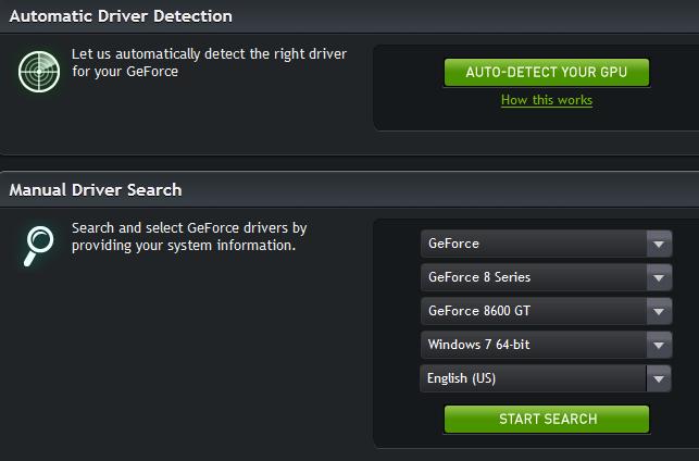nvidia driver update 2
