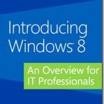 Free eBook from Microsoft: Introducing Windows 8