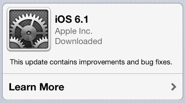 iOS 61