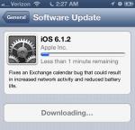iOS 612