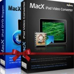 Digiarty Giveaway: MacX iPad DVD Video Converter Pack