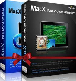 MacX ipad pack