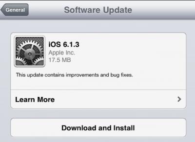 iOS 613