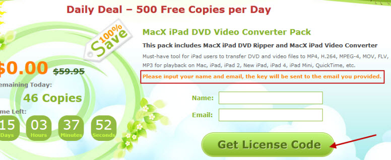 macx ipad giveaway