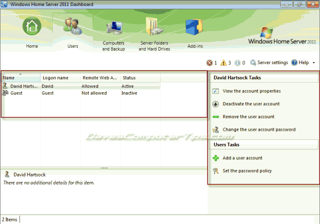WHS_2011-dashboard-users-tab-user-tasks