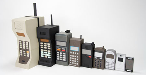 mobile phone evolution 2