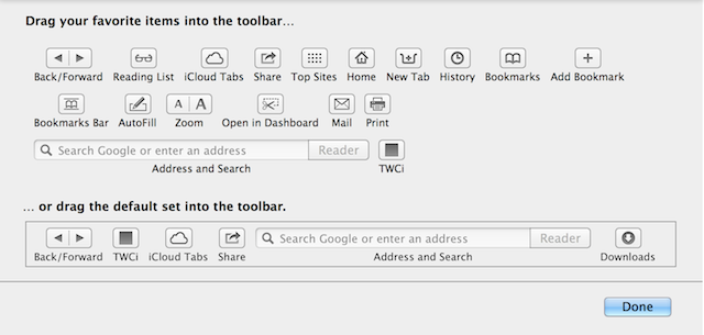 safari toolbar icons