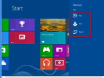 Updated Windows 8.1 devices menu.
