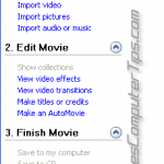 How to create a slideshow using Windows Movie Maker