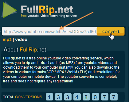 fullrip paste url