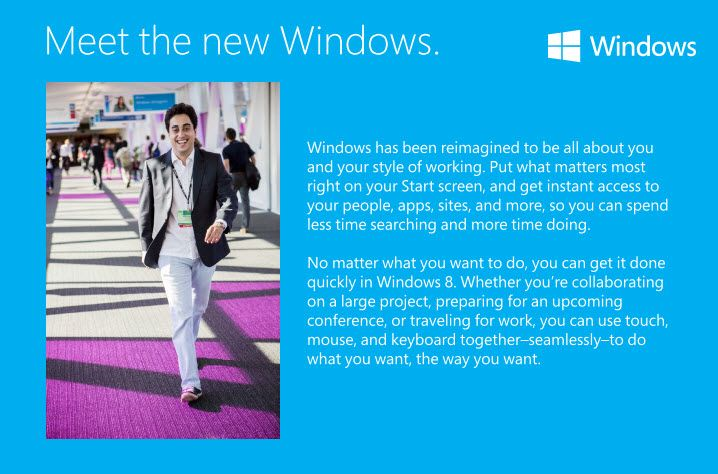 windows 8 - brochure