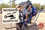 Videos: Drunk helicopter pilot + Kissing ticket goodbye