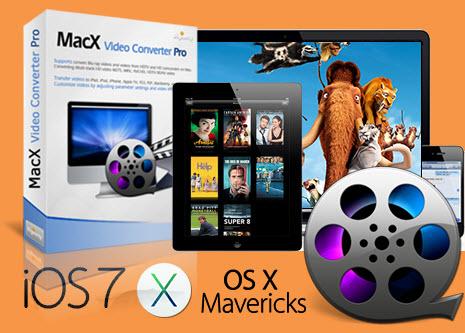 macX video converter pro logo