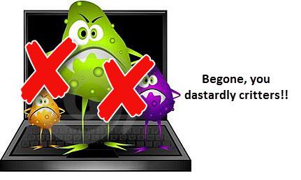 malware - begone