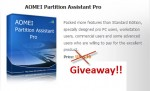 DCT Giveaway: AOMEI Partition Assistant Professional