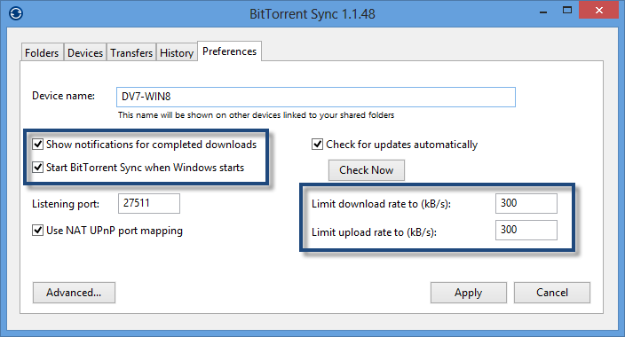 How To: Install and Use BitTorrent Sync | Daves Computer Tips
