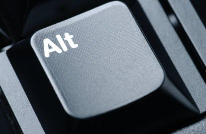 how to make copyright symbol on pc keyboard
