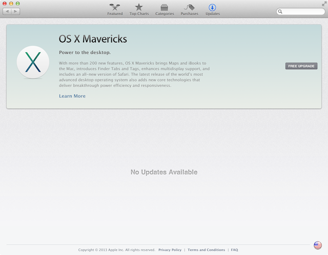 Mavericks 1