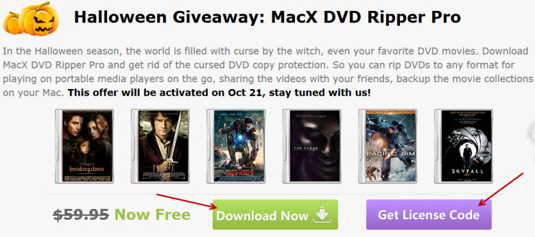 macx dvd rippper pro giveaway