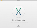How to Upgrade your Mac to OS X Mavericks