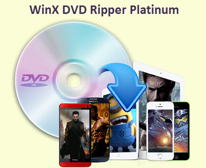 Halloween Giveaway: WinX DVD Ripper Platinum (Halloween