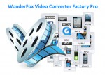 WonderFox Giveaway: WonderFox Video Converter Factory Pro