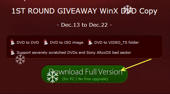winx dvd copy gway