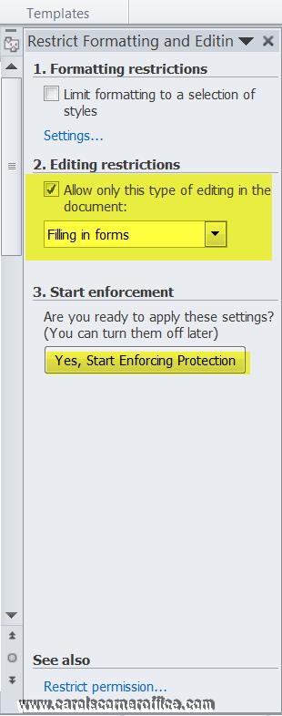 Restrict-Editing