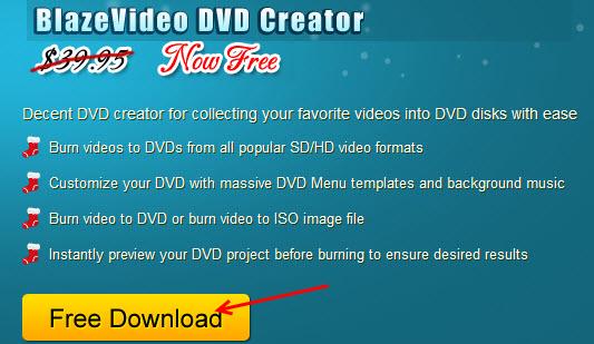 blazevideo dvd creator gway